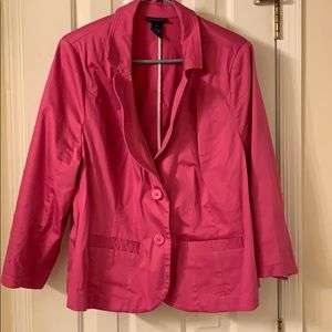 Lane Bryant 22 Lightweight Career Blazer